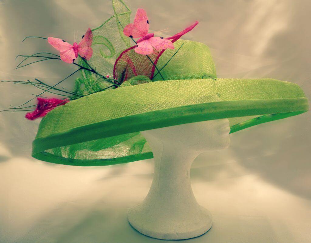 Curso de diseño y confección de tocados y sombreros Madrid  17aa1dc0f36